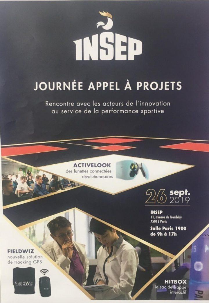Appel à projets INSEP 2019